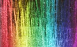 Arco-íris das cachoeiras Foto de Stock Royalty Free