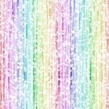 Arco-íris das luzes Imagens de Stock Royalty Free