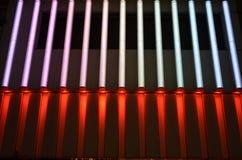 Arco-íris de néon Foto de Stock Royalty Free