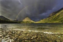 Arco-íris de Sinopah Imagem de Stock