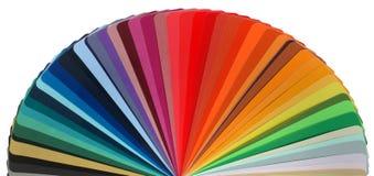 Arco-íris do guia da cor Imagens de Stock