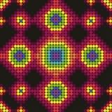 Arco-íris do teste padrão Foto de Stock Royalty Free