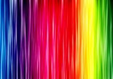 Arco-íris linear Foto de Stock