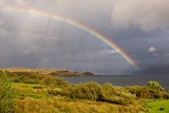 Arco-íris maravilhoso Imagem de Stock Royalty Free