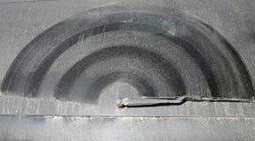 Arco-íris sujo foto de stock