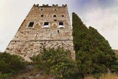 arco κάστρο Στοκ Εικόνες