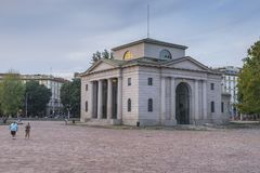 arco ρυθμός του Μιλάνου della Στοκ φωτογραφίες με δικαίωμα ελεύθερης χρήσης
