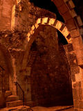 Arco #2 di Gerusalemme fotografie stock