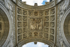 Arco adornado Foto de archivo