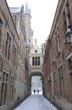 Arco al ayuntamiento Fotografía de archivo libre de regalías