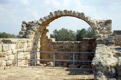 Arco antico Fotografie Stock Libere da Diritti