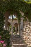 Arco antico invaso Fotografia Stock Libera da Diritti