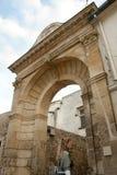 Arco antiguo Imagenes de archivo