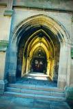 Arco antiguo Imágenes de archivo libres de regalías