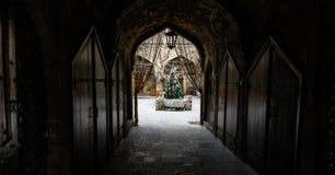 Arco antiguo Fotografía de archivo libre de regalías