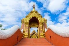 Arco, arco del tempio, arco tailandese del tempio Immagine Stock