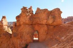 Arco, barranco de Bryce Fotos de archivo libres de regalías