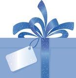 Arco blu Fotografia Stock