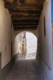 Arco Calabrese. Alberona. Πούλια. Ιταλία. Στοκ φωτογραφία με δικαίωμα ελεύθερης χρήσης