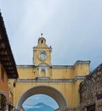 Arco coloniale Immagine Stock Libera da Diritti