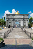 Arco commemorativo Immagine Stock