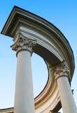 Arco con las columnas imagenes de archivo