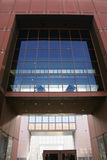 ARCO: Costruzioni quarte Italia, Milano VF di BICOCCA fotografia stock libera da diritti