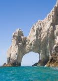 Arco da extremidade das terras Foto de Stock Royalty Free