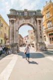 Arco da família de Sergeius Imagens de Stock