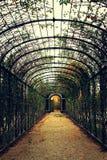 Arco da flor Fotografia de Stock
