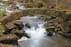 Arco da pedra de Limehouse foto de stock