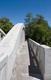 Arco da ponte Fotografia de Stock Royalty Free
