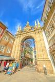 Arco da Porta Nova Royalty Free Stock Photos
