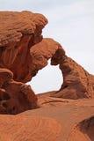 Arco da rocha imagens de stock