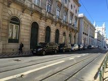 Arco DA Rua Αουγκούστα Στοκ εικόνες με δικαίωμα ελεύθερης χρήσης