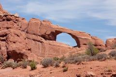 Arco da skyline Imagens de Stock