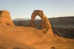 Arco de 402 Delicates em Utá Imagens de Stock