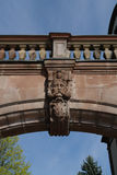 Arco de Blieskastel fotografía de archivo
