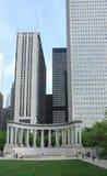 Arco de Chicago Imágenes de archivo libres de regalías