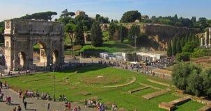 Arco de Constantim 2 Foto de Stock Royalty Free