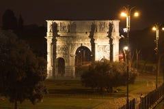 Arco de Constantim foto de stock royalty free