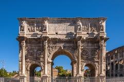 Arco de Constantina imagen de archivo