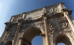 Arco de Constantina Roma Italia Fotos de archivo libres de regalías