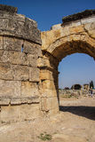 Arco de Domitian Foto de archivo