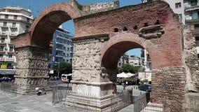Arco de Galerius filme