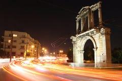Arco de Hadrian Fotos de archivo libres de regalías
