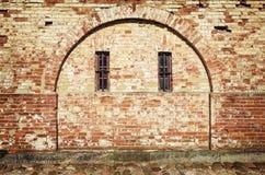 Arco de Immured Fotografía de archivo libre de regalías