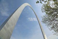Arco de la entrada Imagen de archivo libre de regalías