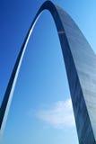 Arco de la entrada Foto de archivo libre de regalías