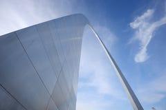 Arco de la entrada Fotografía de archivo libre de regalías